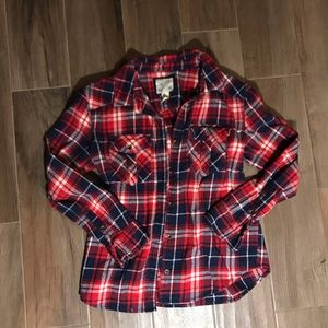 ✨ FOREVER 21 FLANNEL ✨